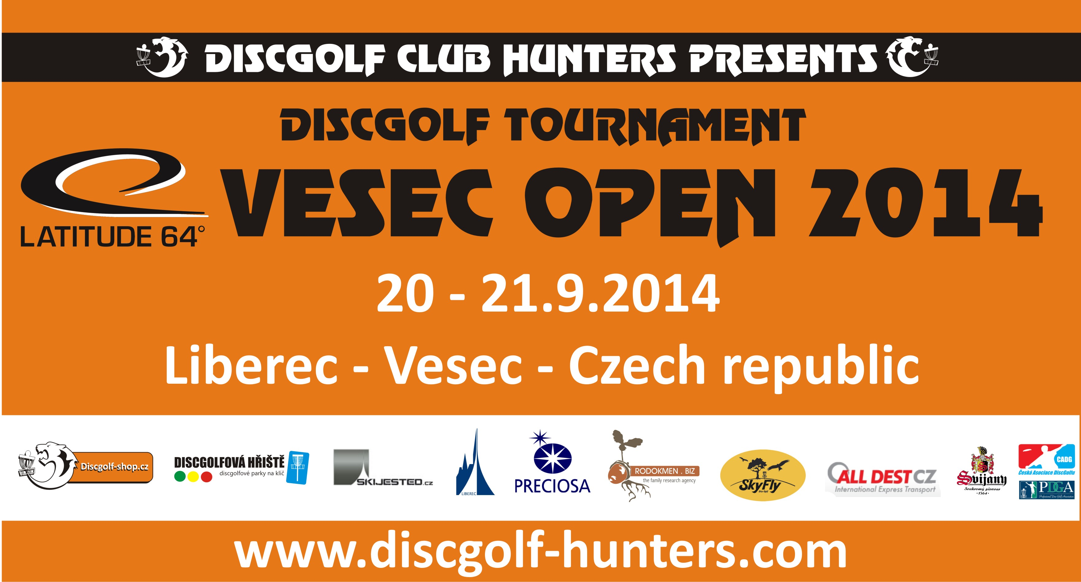 Latitude 64 Vesec Open 2014
